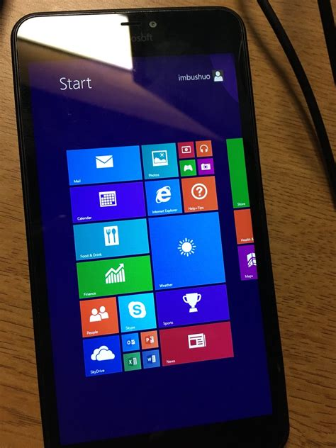 user gets windows rt 8 1 to work on lumia 640 gizmochina