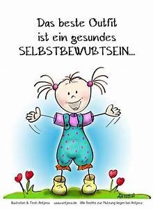 Wahre Sprüche Bilder : das beste outfit ist ein gesundes selbstbewusstsein jando pin 82 german pinterest ~ Orissabook.com Haus und Dekorationen