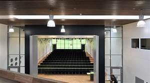 Auditoriums Glamox