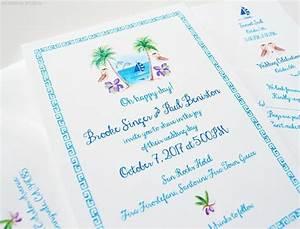 greece destination wedding invitations mospens studio With greece destination wedding invitations
