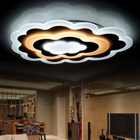 unique bedroom ceiling lights unique cloud shaped led flush mount ceiling light