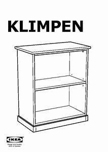 Pied De Table Ikea : klimpen table avec rangement noir ikea france ikeapedia ~ Teatrodelosmanantiales.com Idées de Décoration