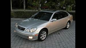 2001 Lexus Gs300 Silver For Sale Auto Haus Of Fort Myers