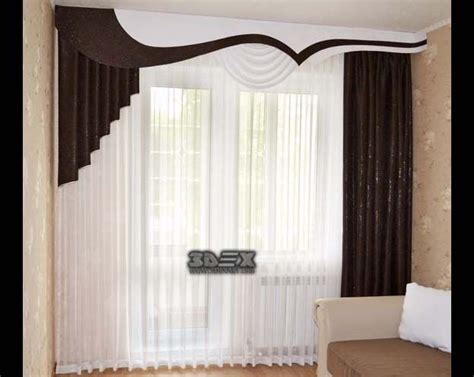 Curtain Design by Curtains Designs For Bedroom Modern Interior