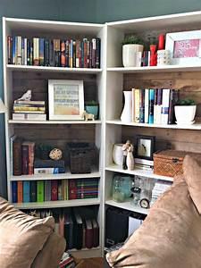it 39 s our pinteresting diy rustic bookshelves