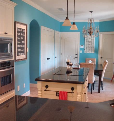 deepest aqua favorite paint colors blog