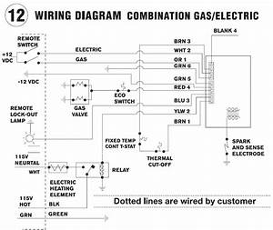 Rv Water Heater Wiring Diagrams