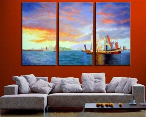 Home Decor Paintings 3 Panel Classic Paris Oil Painting On: Tips On Decorating Your Home Effectively With Oil Paintings