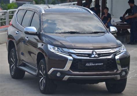 Gambar Mobil Gambar Mobilmitsubishi Pajero Sport by Inilah Eksterior Dan Interior Mitsubishi All New Pajero