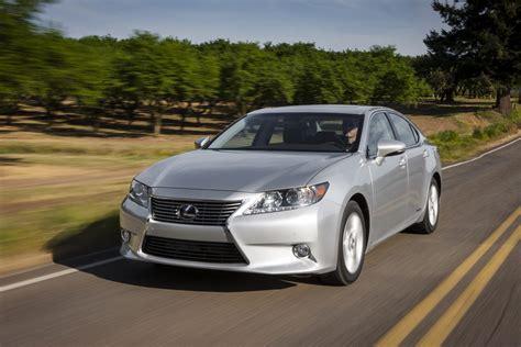 Test Drive: 2013 Lexus Es 300h