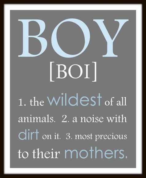 mom to little boy quotes