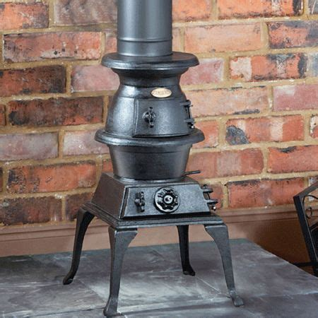 clarke potbelly compact wood stove kw   btu