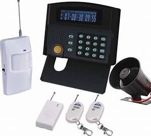 alarmes gt alarmes sans fil xtra surveillance With contacteur de porte sans fil