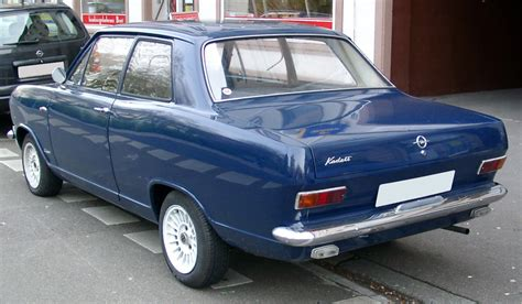 1966 Opel Kadett by 1966 Opel Kadett Information And Photos Momentcar