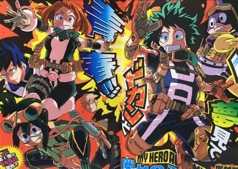 media acquires  hero academia manga publishing