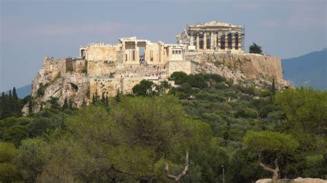 Ancient Sites In Athens Greece In 4k Ultra Hd Youtube