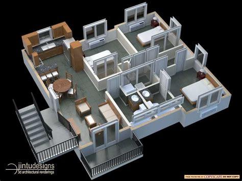 Quality 3d Floor Plan Renderings