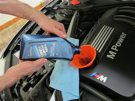 How To Change The Oil In Your Bmw M4