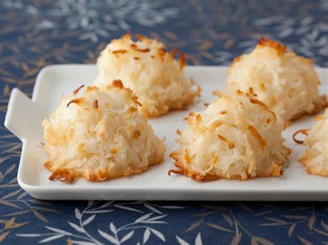 coconut macaroons recipe ina garten food network