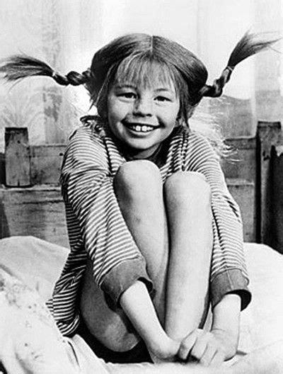 My alter ego Pippi Longstocking I loved her stories when