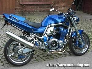 Suzuki Bandit 1200 Tuning : robert moto ~ Jslefanu.com Haus und Dekorationen