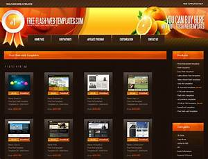 30 sites that offer free website templates and free flash With homepage template free download