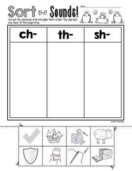 Print And Go! Spring Garden Math And Literacy  Save Your
