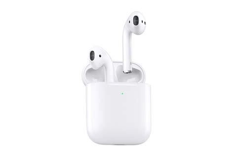 apple announces second generation of airpods