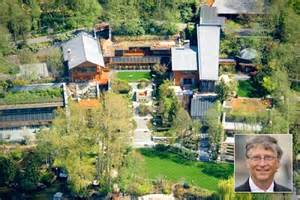 bbcnn news bill gates house images home pictures from inside side view and earth view