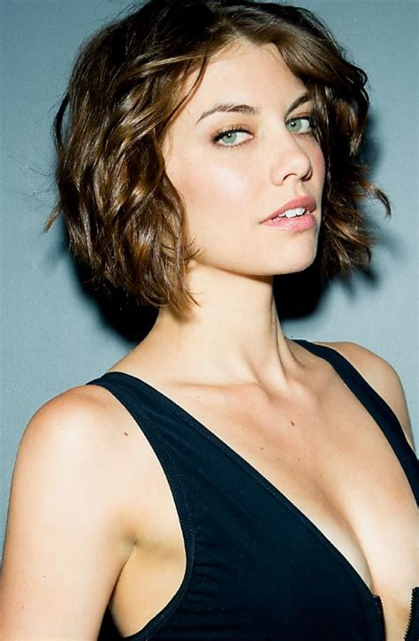 """Hi, I?m Lauren Cohan from """"The Walking Dead"""" and the"""