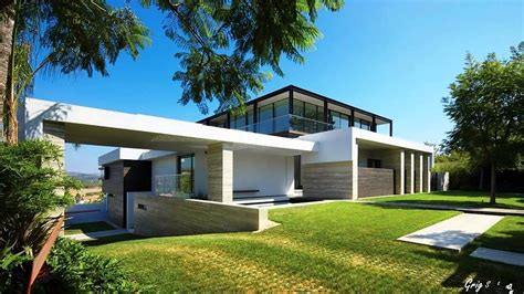 stunning modern rectangular houses splendid architecture  elegance youtube