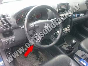 1996 Honda Civic Obd Location  Honda  Wiring Diagram Images