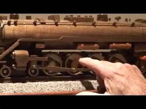 reading  wooden train model youtube