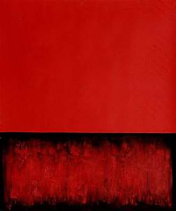 Rothko red painting wwwpixsharkcom images galleries for Dark red paintings