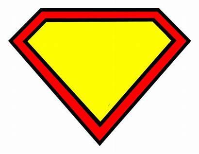 Superman Clipart Outline Symbol Clipartion