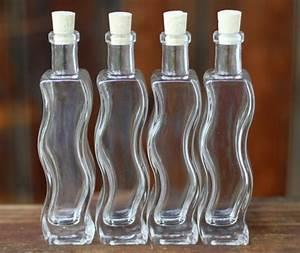 Flaschen Mit Korken : glasflasche onda alta mit korken 100ml 4 st ck ~ Eleganceandgraceweddings.com Haus und Dekorationen