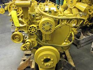 Caterpillar 3126 1wm15863 Used Truck Engine  5500 00
