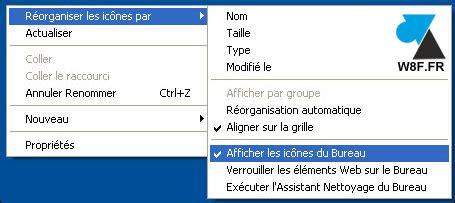 windows 8 bureau disparu où sont passées mes icônes sur le bureau windowsfacile fr