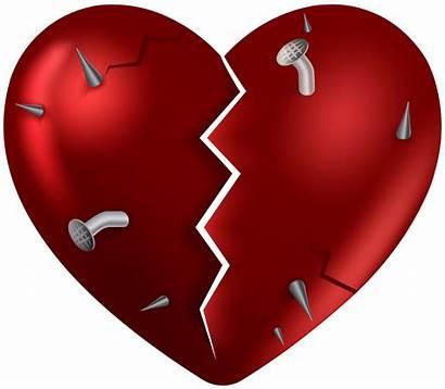 Broken Heart Clipart Transparent Clip Hearts Background