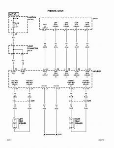 2004 Dodge Dakota Stereo Wiring Diagram
