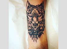 Tatouage Lion Geometrique Signification Tattoo Art