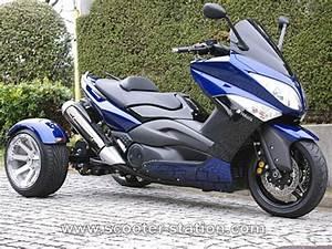Bmw 3 Roues : yamaha tmax 500 trois roues le trike tri max en provenance du japon scooter ~ Melissatoandfro.com Idées de Décoration