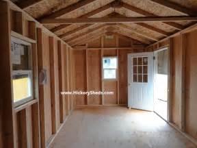 old hickory sheds cabins idaho