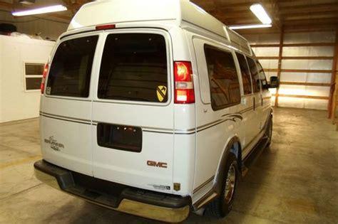 buy car manuals 2005 gmc savana 2500 engine control buy used 2005 gmc savana 2500 wheelchair handicap van raised doors low miles in springfield