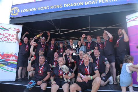 Dragon Boat Festival 2018 In London by Thousands Join London Hong Kong Dragon Boat Festival 2018