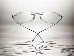 Silhouette Eyeglass Frames Glasses