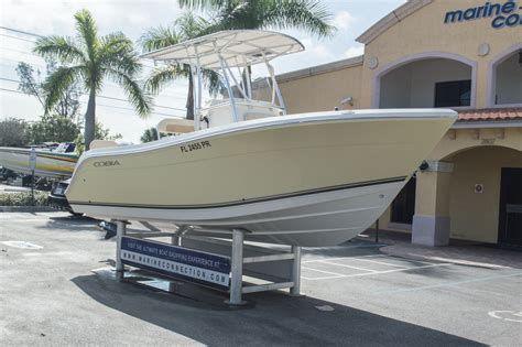 used 2013 cobia 217 center console boat for sale in west palm fl r040 new used