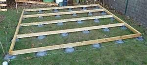 Quel plancher pour abri de jardin Les cabanes de jardin