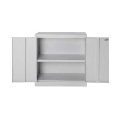 armadietto metallico armadietto salvaspazio metallo 2 ante