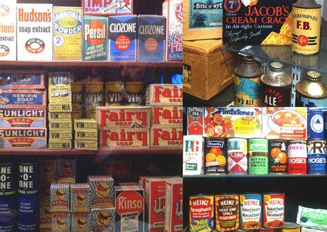 50s Food Packaging T